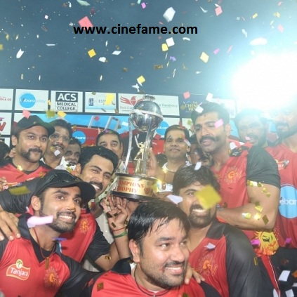 nadigar sangam match win