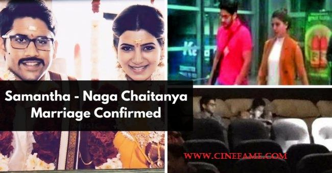 Samantha-Naga-Chaitanya-Marriage-Confirmed-Cinefame