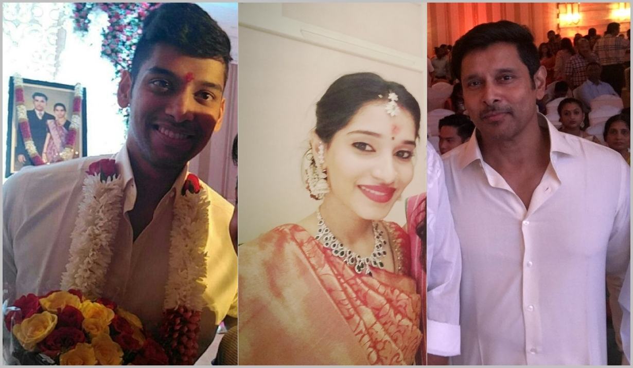 Pictures Of Tamil Film Actor Vikram Marriage Photos Kidskunstinfo