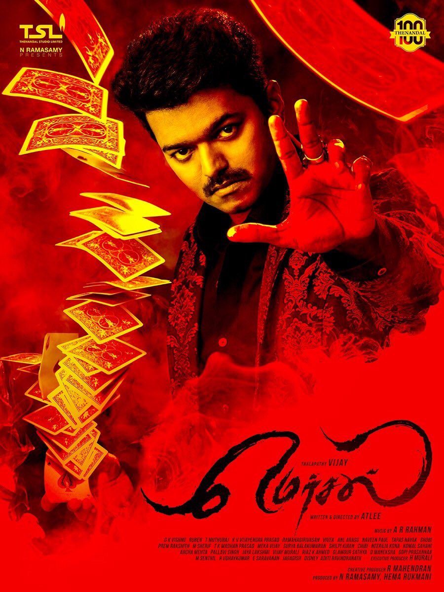 mersal-poster
